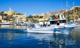 Malta, Gozo – maj 2017