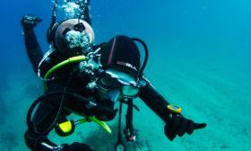 USA Zachodnie Wybrzeże i Meksyk – październik 2017 – pod wodą