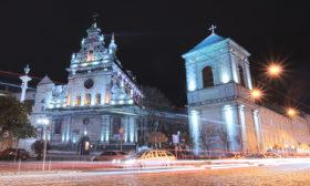 Ukraina, Lwów – listopad 2017