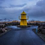 Islandia w lutym