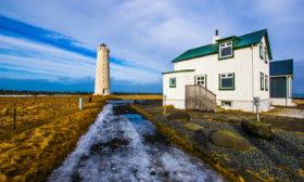 Islandia – luty 2018