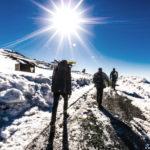 Sycylia i zimowe wejście na Etnę