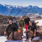 Kazbek – podejście pierwsze i ostatnie, czyli jak część z nas wyleczyła się z wysokich gór