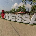 Początek lata w Odessie