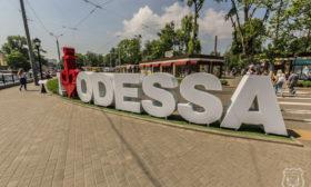 Ukraina, Odessa – czerwiec 2019